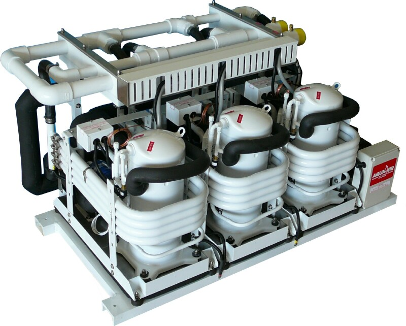 Chillers : Chillers : Water Chillers : Chiller Units : Marine Chillers ...