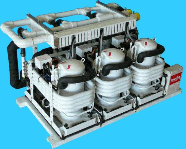 Aqua-Air Chillwater Systems : Marine Air Conditioning : Chillwater