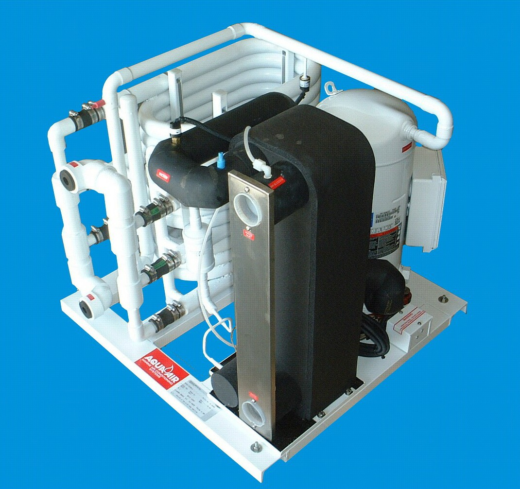 Alpha A10, A15 and A20 Series Compact Modular Chillers