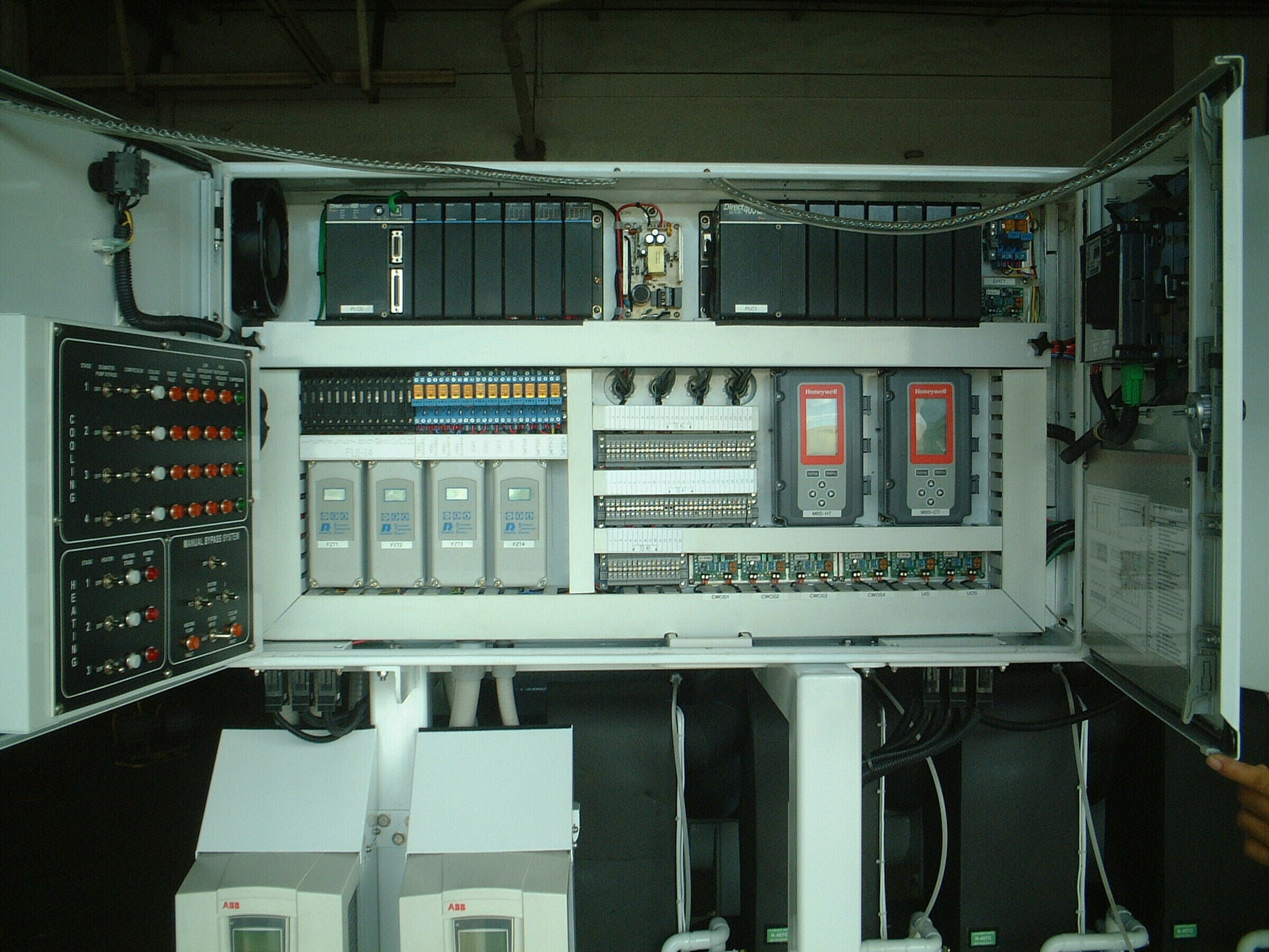 Control Panel Division of Aqua-Air Manufacturing