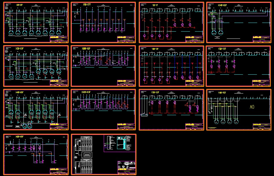 OM75P 4VIHD_PLC_LadderSchematic control panel division of aqua air manufacturing plc control panel wiring diagram pdf at reclaimingppi.co