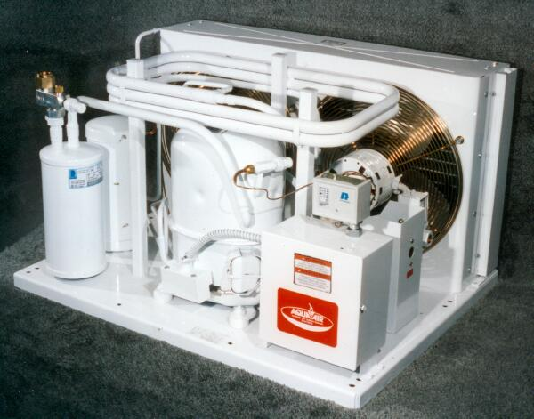 Aqua-Air Marine Refrigeration Condensing Unit