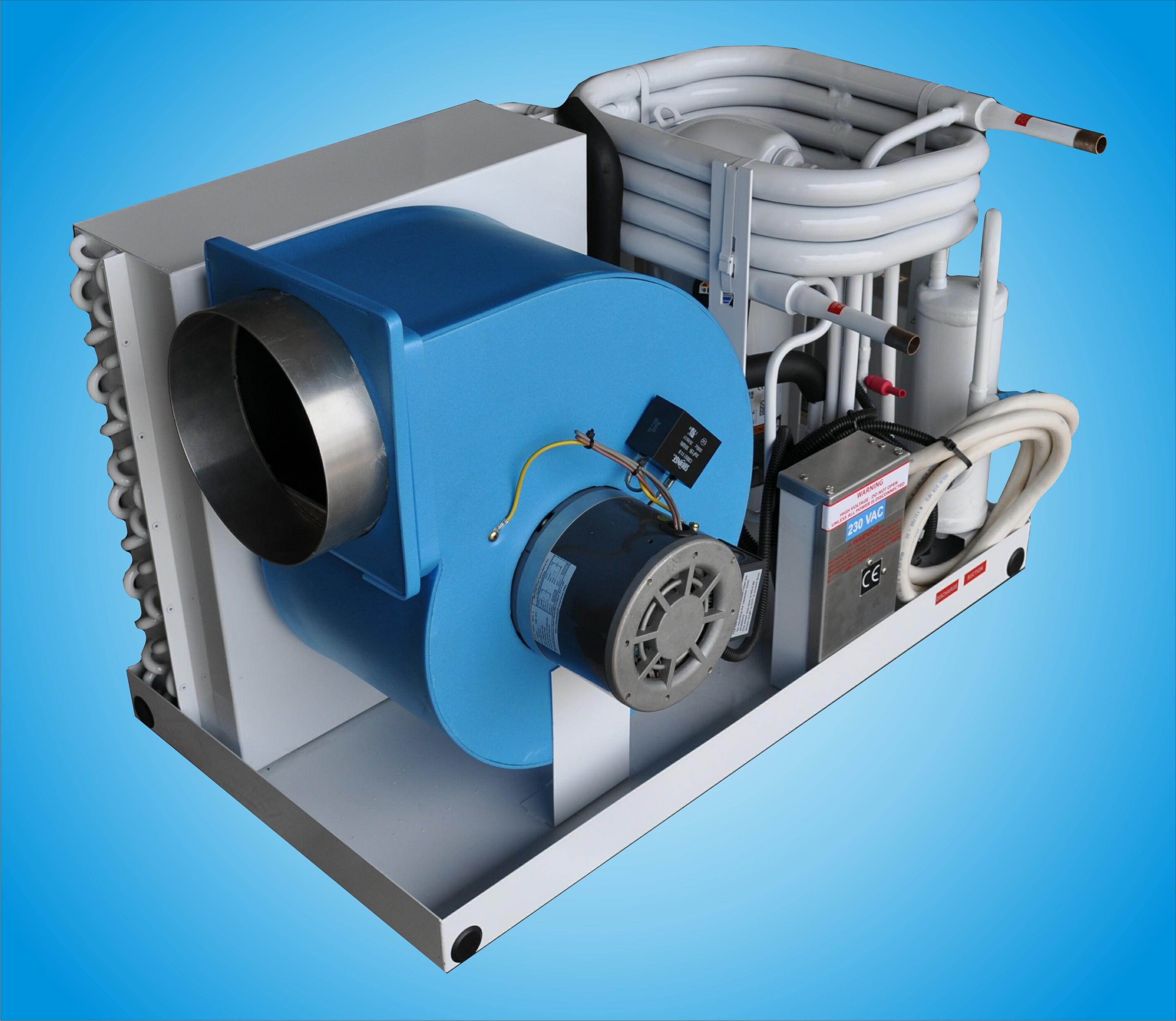 Marine Air Conditioning : Marine air conditioner aqua btuh w digital