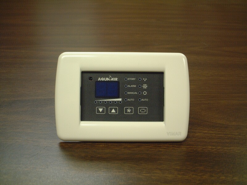 Vimar Bezels For Sapphire Digital Thermostats